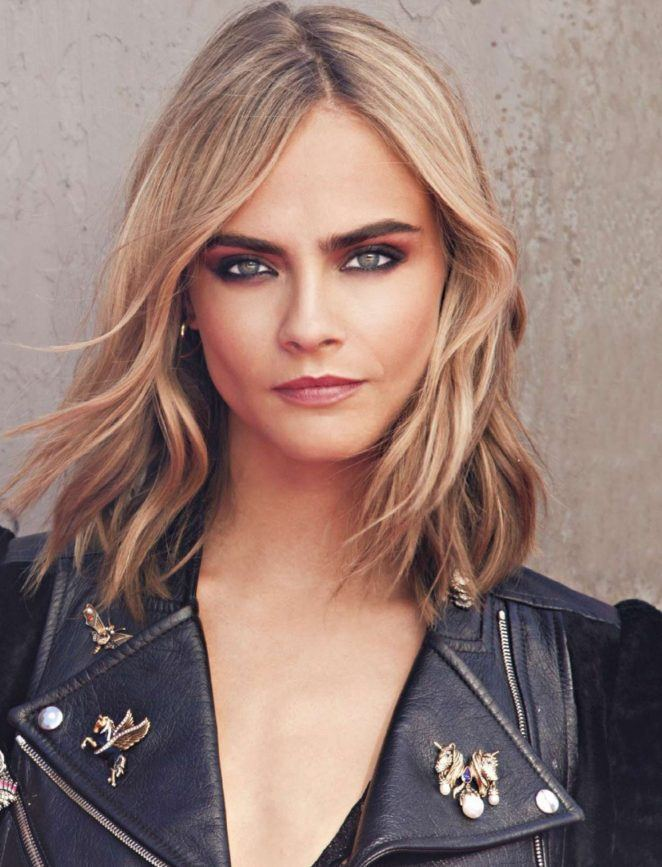 Cara Delevingne Cleo Singapore 2017 03 40+ Photos Of Celebrities They Would Not Want You To See