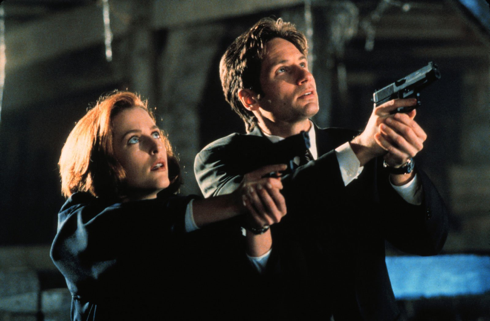 Gillian Anderson David Duchovny The X Files The Truth Is In These Amazing Facts You Never Knew About The X-Files!