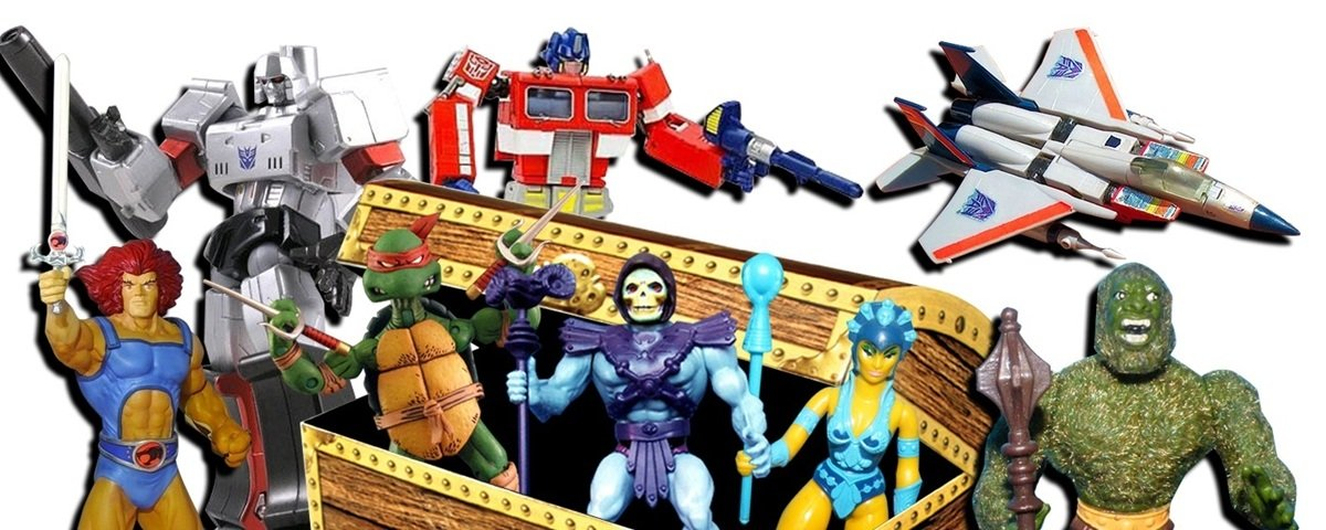 INTRO 25 Fascinating Facts About Your Favourite 80s Toys