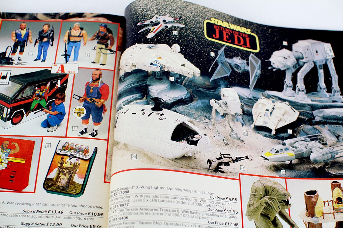 INTRO1 7 Argos Have Revealed Their Best Selling Christmas Toys Of The Last 45 Years!