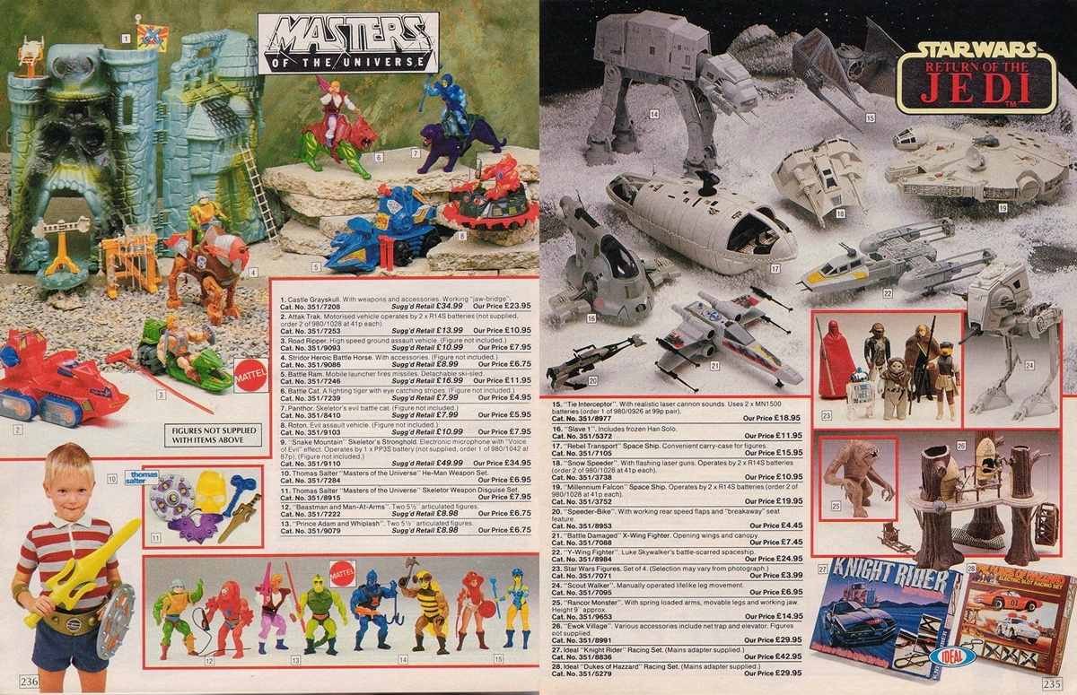 INTRO1 12 Toys All 80s Boys Wanted For Christmas
