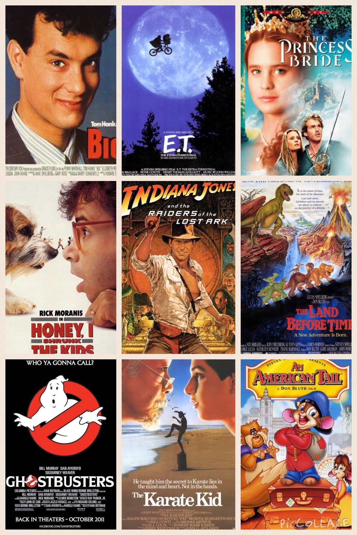 INTRO2 If You've Watched At Least 15 Of These 20 Movies You're A TRUE 80s Kid!