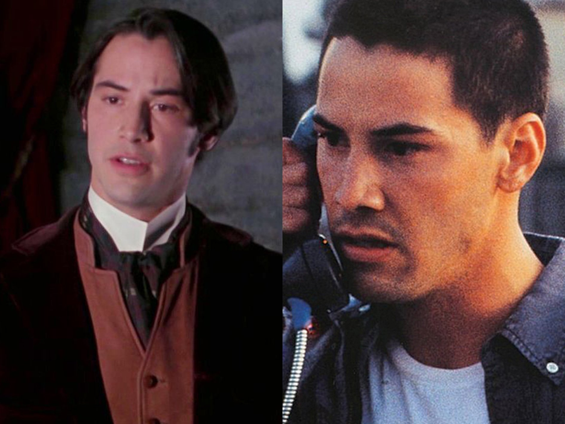 Keanu Reeves Speed Hair 20 Fast Facts You Probably Never Knew About Speed