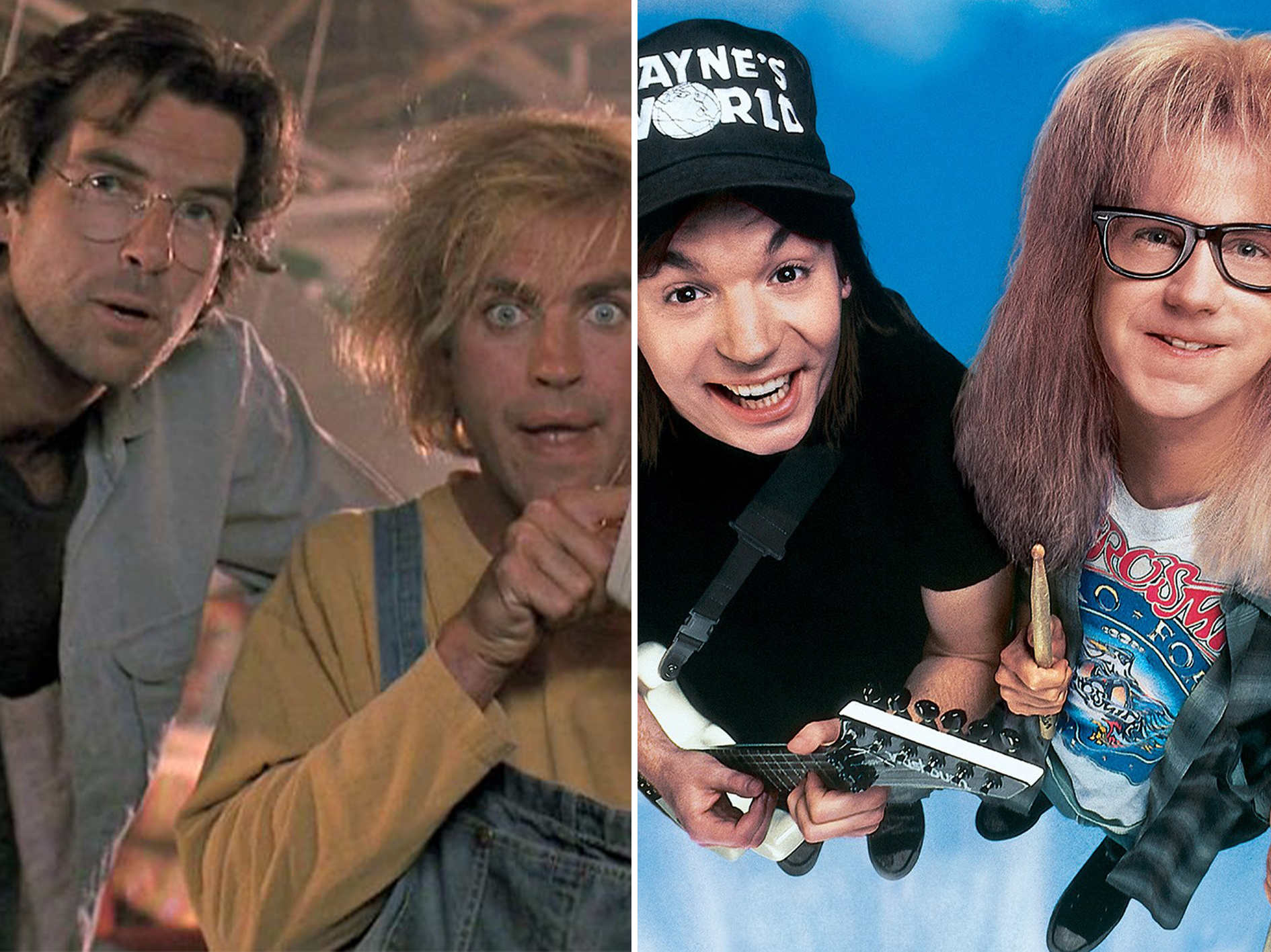 Lawnmower Man Waynes World 10 Mind-Altering Facts You Never Knew About The Lawnmower Man