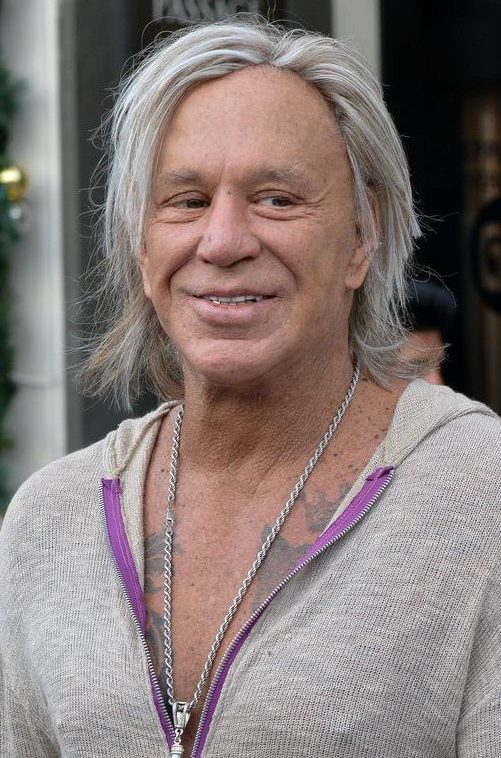 Mickey Rourke Out For A Haircut In Beverly Hills e1544785978305 Celebs Before And After Surgery
