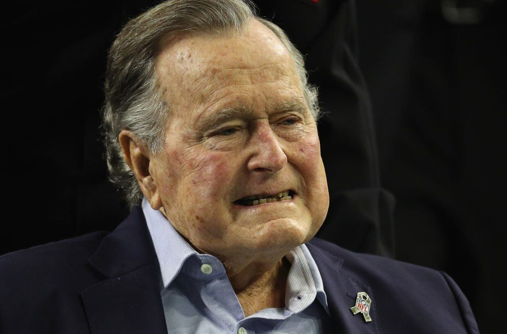 George H W Bush Has Sadly Passed Away At The Age Of 94