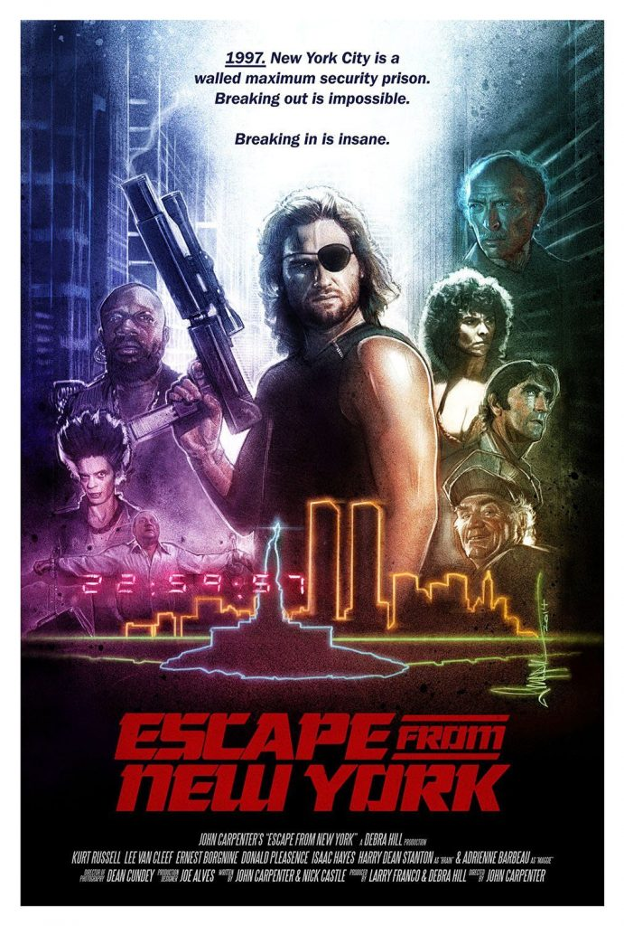 PIC 1 5 We've Rescued 12 Amazing Facts You Never Knew About Escape From New York!