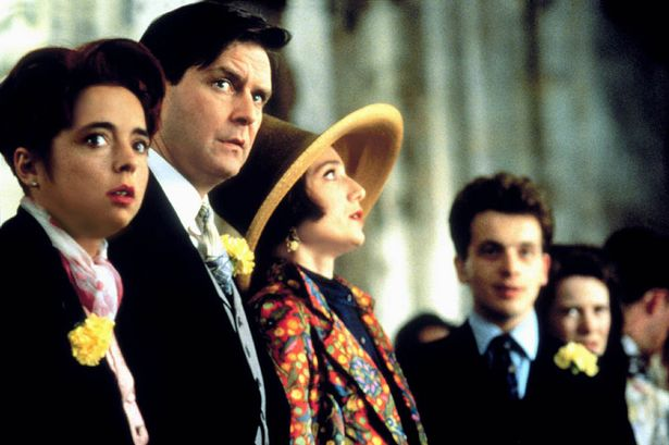 PIC 10 2 11 Facts You Probably Never Knew About Four Weddings And A Funeral!