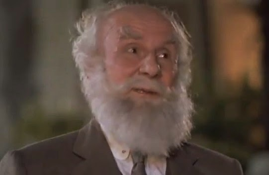If you believe what we see in Ernest Saves Christmas, then we find out that Santa Claus's real name is actually Seth Applegate, not quite St. Nicholas!