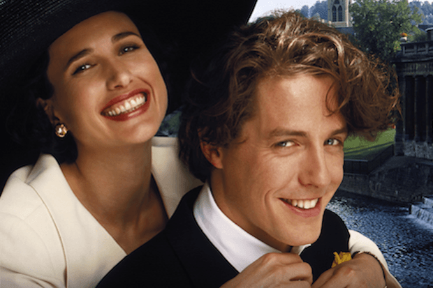 PIC 4 11 Facts You Probably Never Knew About Four Weddings And A Funeral!