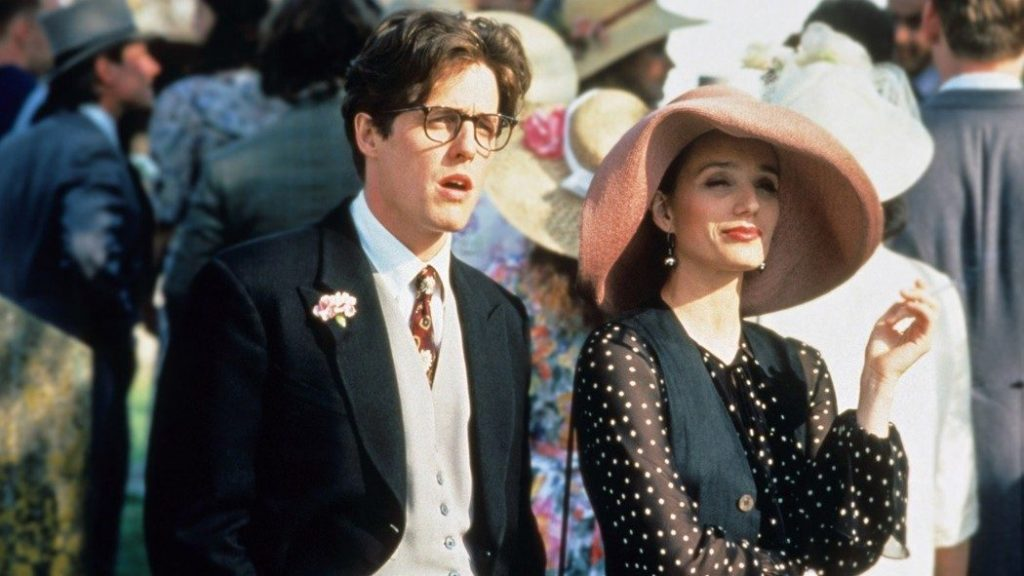 PIC 5 3 11 Facts You Probably Never Knew About Four Weddings And A Funeral!
