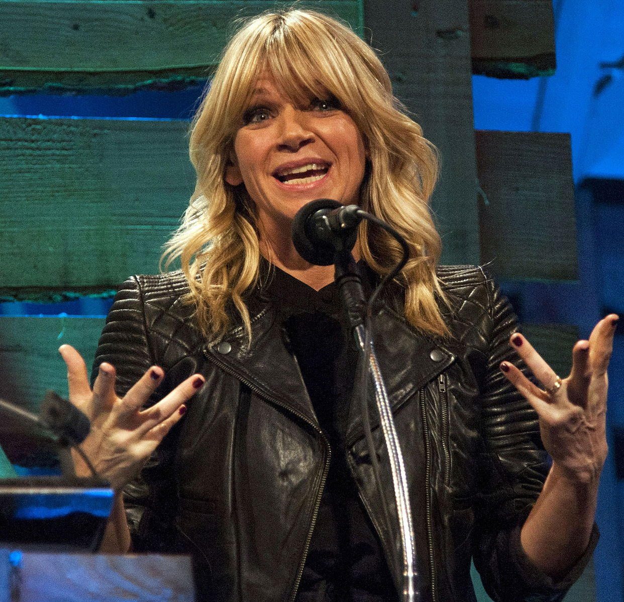 Presenter Zoe Ball You Won't Believe What The Big Breakfast Presenters Look Like Today!
