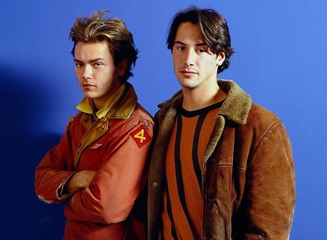 River Phoenix Keanu Reeves 20 Fast Facts You Probably Never Knew About Speed