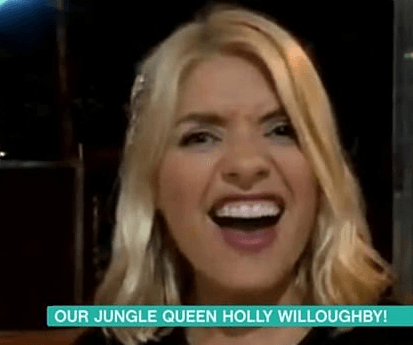 Screenshot 2018 12 10 at 12.51.59 Holly Willoughby Makes Drunken Appearance On 'This Morning'
