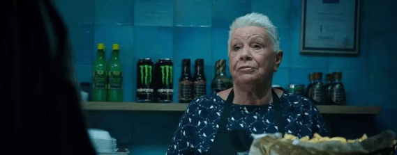 Screenshot 2018 12 20 at 15.06.59 Big Mo From EastEnders Has Been Spotted In The New Hellboy Trailer