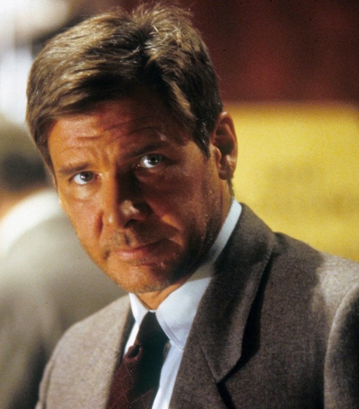 The Rake Harrison Ford 00003 10 Things You Probably Didn't Know About Saving Private Ryan