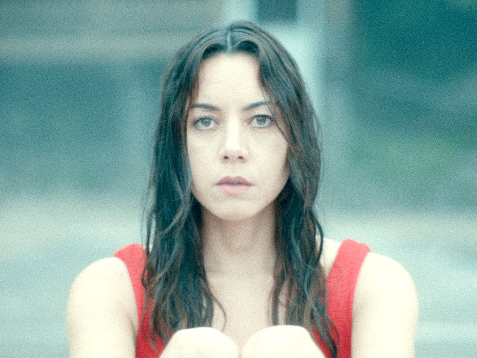 black bear aubrey plaza Celebs Before And After Surgery