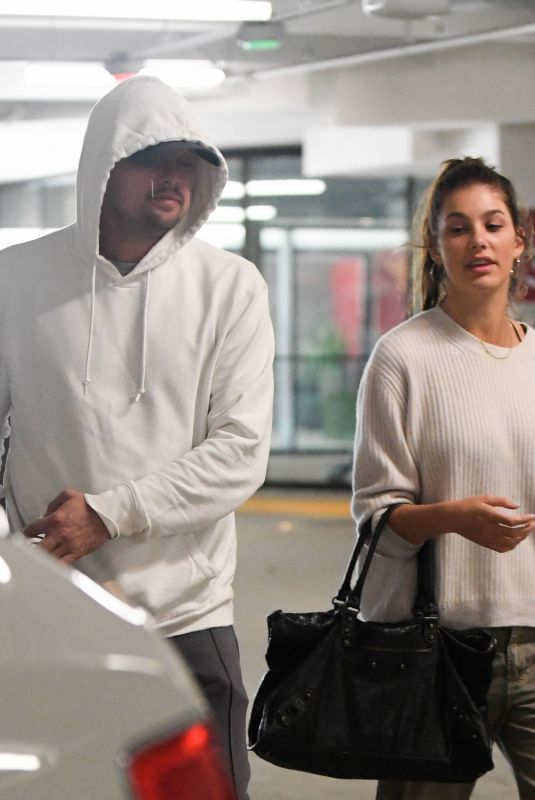camila morrone and leonardo dicaprio out in century city 10 16 2018 9 thumbnail The Real Life Partners Of The Roseanne Cast