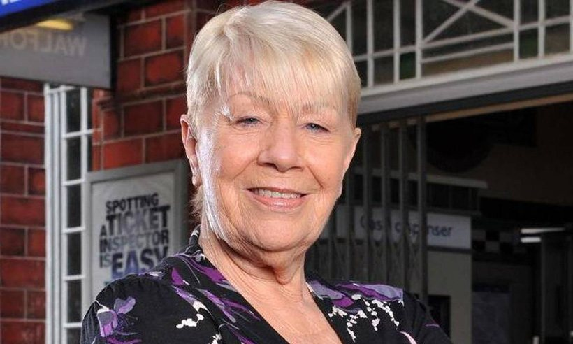 eastenders big mo laila morse t Big Mo From EastEnders Has Been Spotted In The New Hellboy Trailer