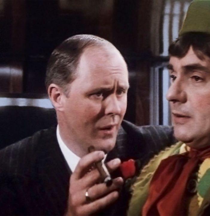 John Lithgow as BZ in Santa Claus: The Movie 1985