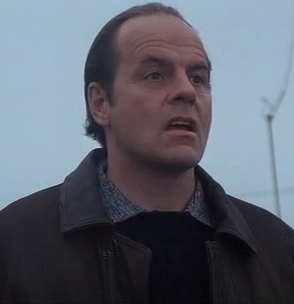 Michael Ironside as villain Dial in Free Willy