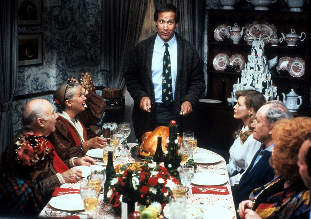 hb national lampoons christmas vacation 1569345201 30 Things You Probably Didn't Know About National Lampoon's Christmas Vacation