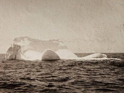 iceberg that hit titanic 25 Things You Never Knew About The Titanic