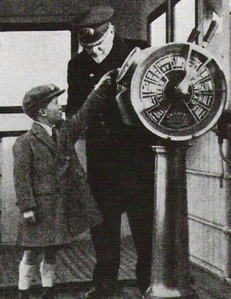smith boy 25 Things You Never Knew About The Titanic