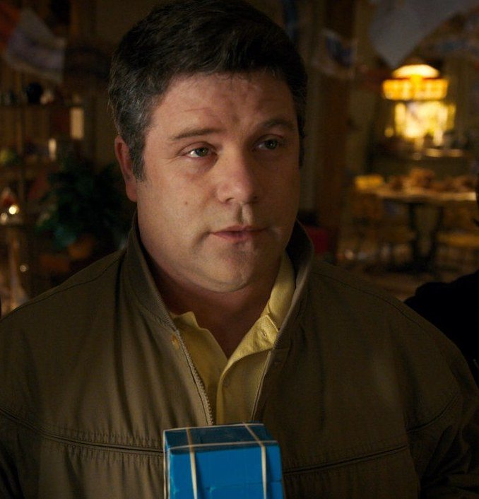 Sean Astin now as Bob in Stranger Things