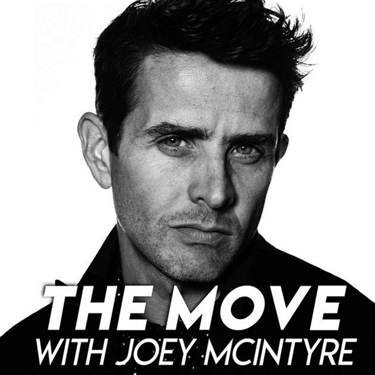Cover image for The Move with Joey McIntyre podcast
