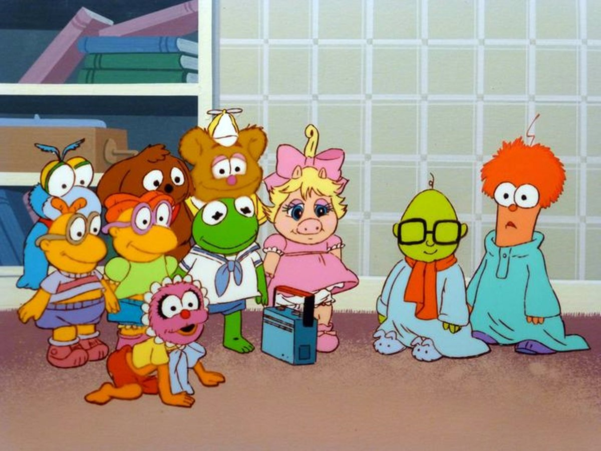 11 5 15 Cartoons We LOVED Watching In The 1980s