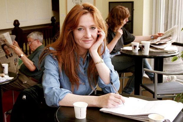 113732130 rowling 340440c 33 Celebrities You Didn't Know Used To Be Teachers