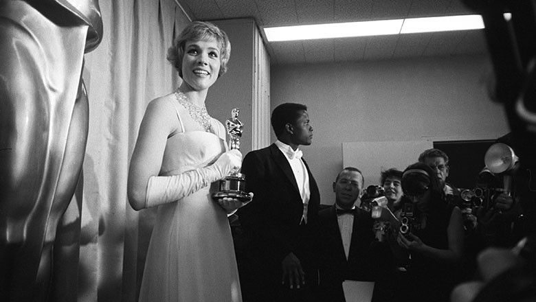 1180w 600h TDID julie andrews wins academy award 23 Things You Didn't Know About Mary Poppins