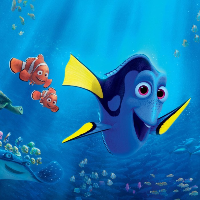 29 finding dory.w700.h700 25 Things You Didn't Know About Ellen DeGeneres