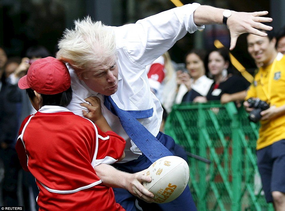 2D6F2F8700000578 3273710 Boris Johnson sent a child sprawling on the floor after he bundl a 113 1444900156910 The Top 30 Most Epic Sporting Fails Of All Time