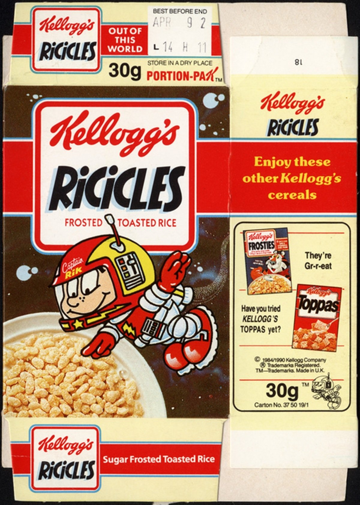 4 9 12 Yummy Foods We All Loved Eating Back In The 1980s!