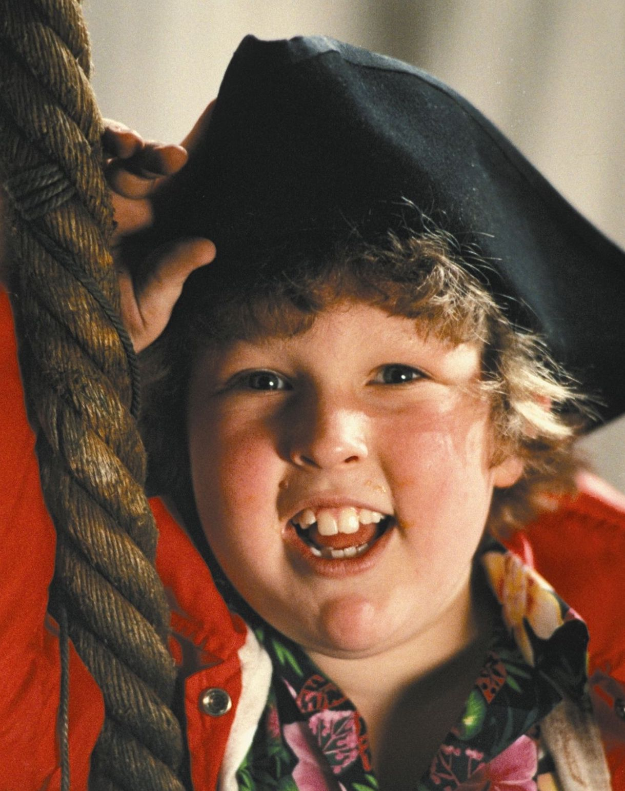 Jeff Cohen as Chunk in The Goonies (1985)