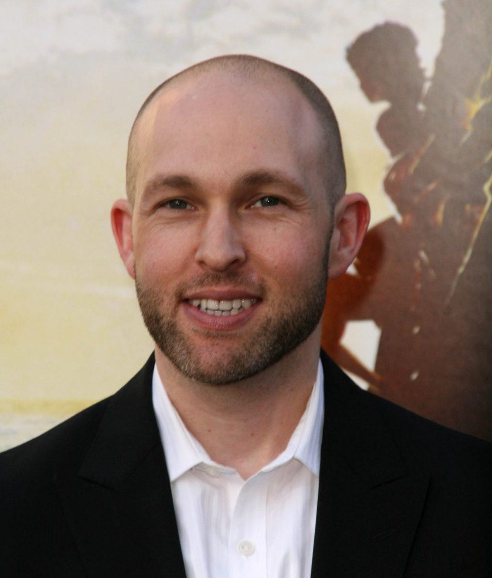 The newly bald Jeff Cohen now