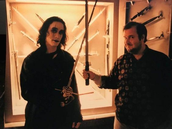 46e7ea1329d223ba7fdaf4ccb21d6a53 30 Haunting Facts About Brandon Lee's The Crow