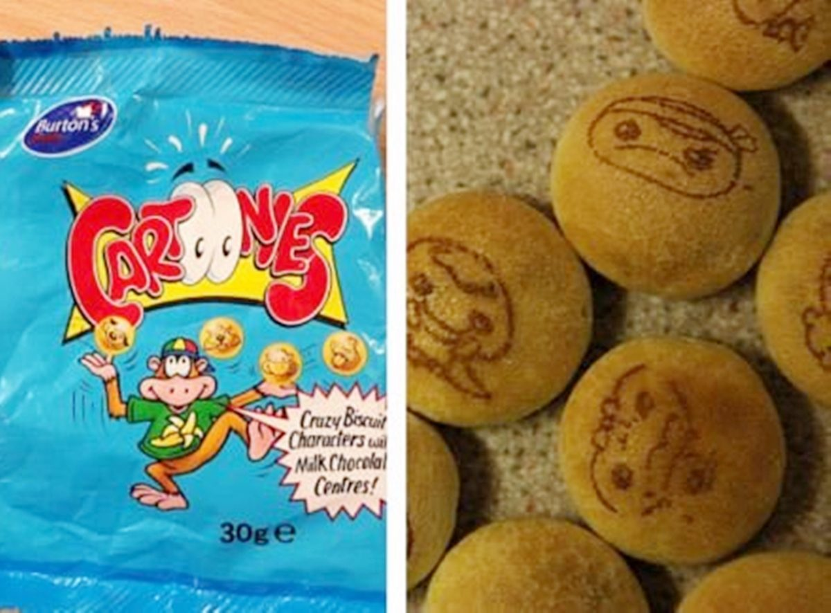 5 14 12 Yummy Foods We All Loved Eating Back In The 1980s!