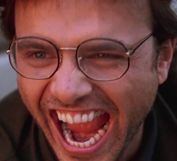 Joe Pantoliano as Francis Fratelli in The Goonies (1985)