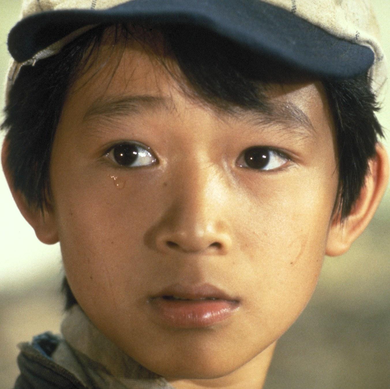 Jonathan Ke Quan as Data in The Goonies (1985)