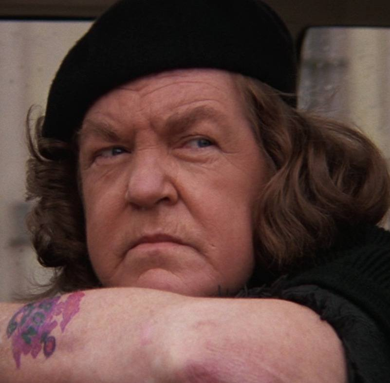 Anne Ramsey as Mama Fratelli in The Goonies (1985)