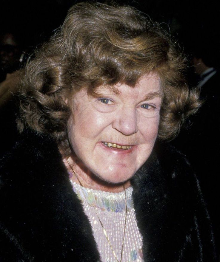 Anne Ramsey before her death