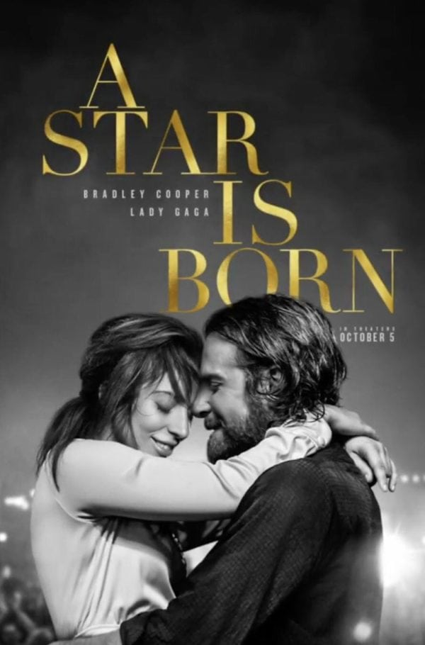 A Star Is Born poster 2 30 Things You Didn't Know About A Star Is Born