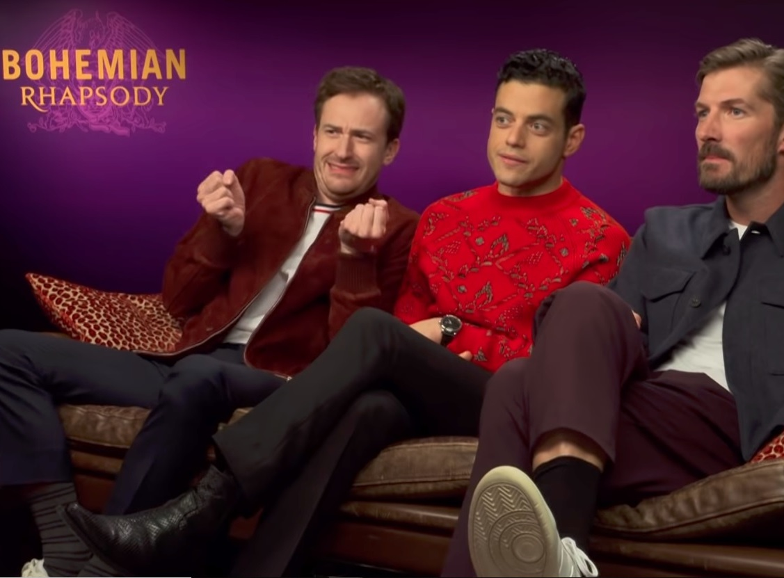 Bohemian Rhapsody cast on MTV Movies 25 Things You Need To Know About Bohemian Rhapsody