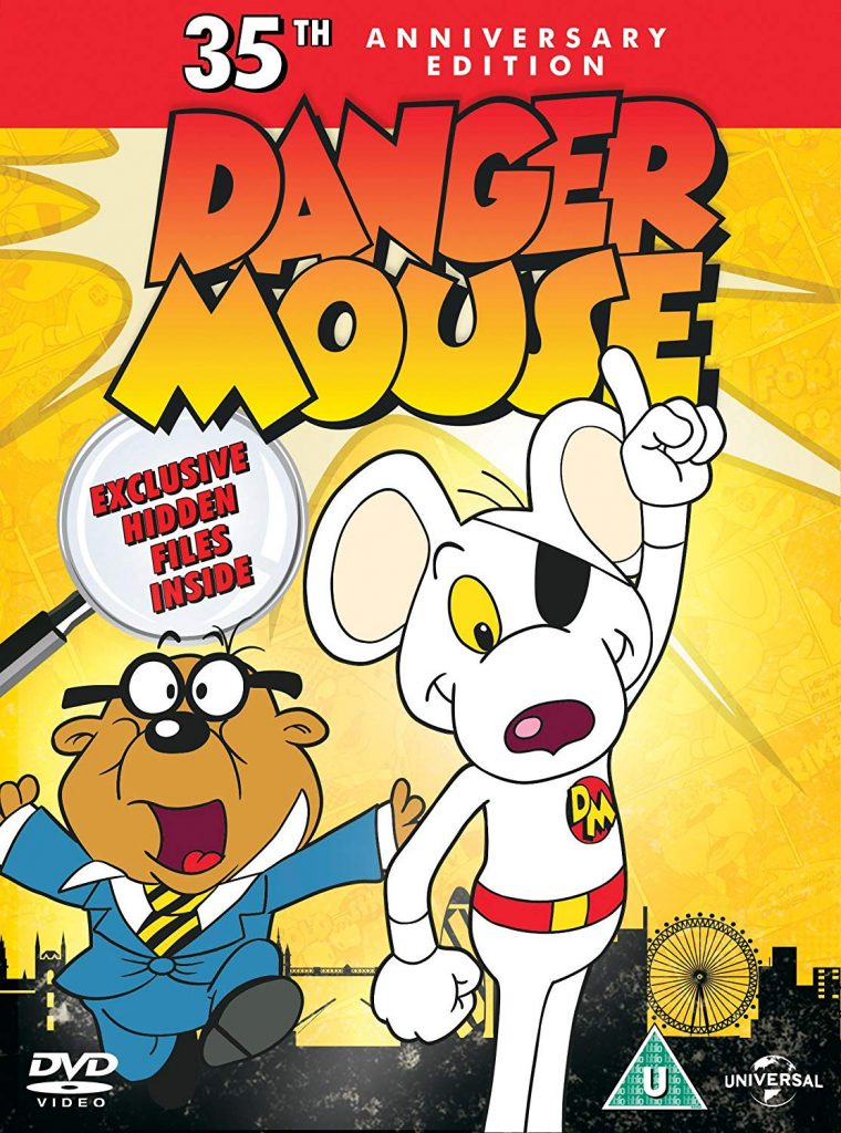 Danger Mouse 12 DVD Boxsets That Will Take You Straight Back To Your Childhood!