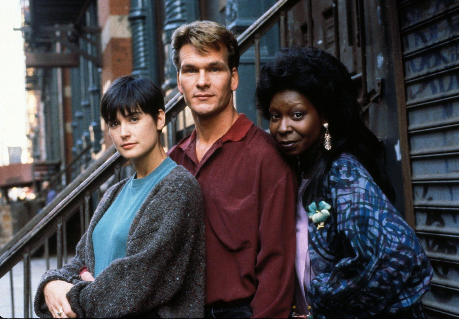 Demi Moore 10 Things You Didn't Know About Ghost