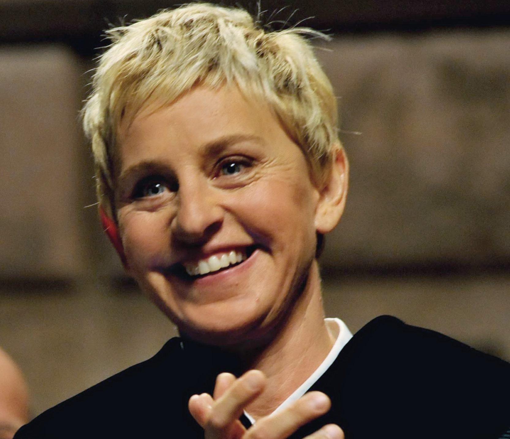 Ellen DeGeneres 2009 e1627642426424 25 Things You Didn't Know About Ellen DeGeneres