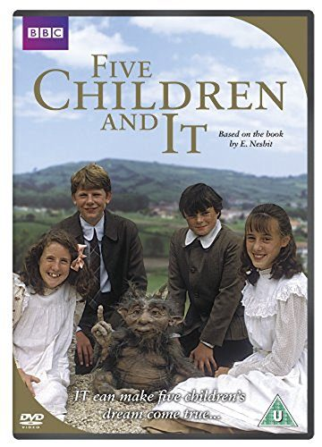 Five Children It 12 DVD Boxsets That Will Take You Straight Back To Your Childhood!